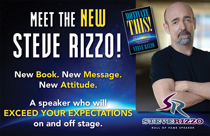 Steve Rizzo Motivate This Photo